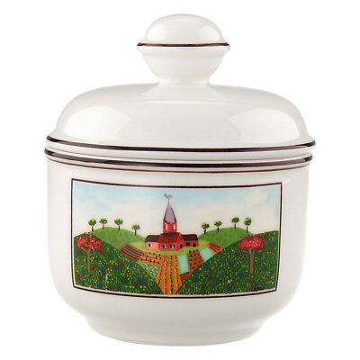 NEW V&B Design Naif Sugar Bowl with Lid