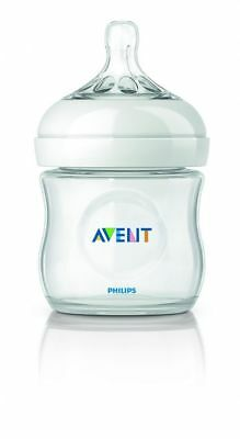 Avent Natural Feeding Bottle 125Ml Breastfeeding Specialists Made In England Bpa