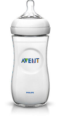Philips Avent Natural Feeding Bottle 330Ml Made In England Bpa Free Easy To Clea