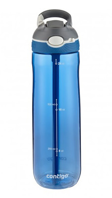 New Contigo Ashland Water Bottle - Monaco