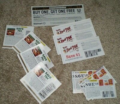 Grocery Coupons General Mills Cereal etc