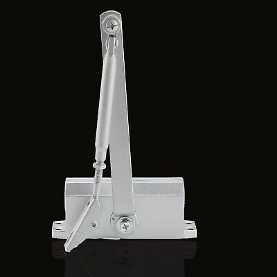45-60KG  Aluminum Durable Door Closer Two Independent Valves Control Type
