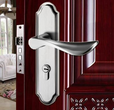 zoo RTD Lever - Screw on Rose - Satin Stainless - ZCA030SA