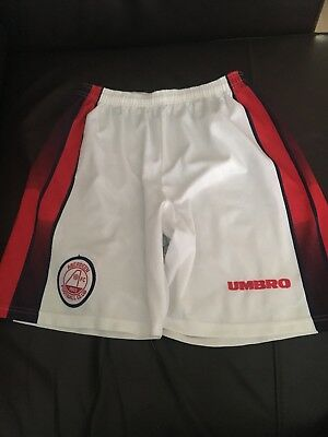 Aberdeen FC shorts - used - Size medium/large 1990's - good condition