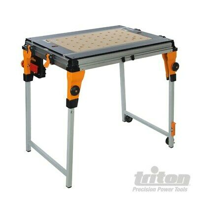 New Triton Woodwork Workcentre Twx7 - Base For Saw Table & Router Module 265253