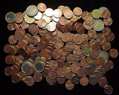 19.46 Face Value Euro Cents  Circulated