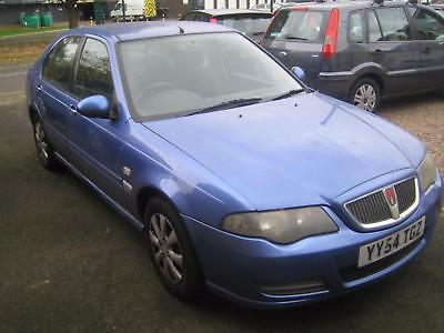 54 Rover 45 1.4 Club 68000 miles spares or repair