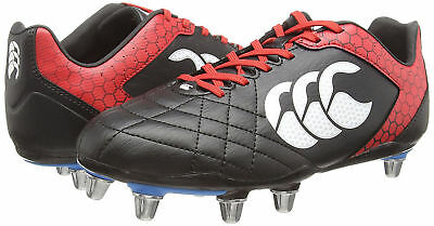 Canterbury Stampede Club Mens Senior Rugby Boots changeable studs 7 8 9 10