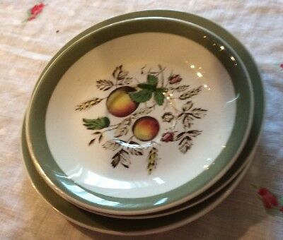 Hereford Staffordshire, England- Alfred Meakin Lot of 5 plates/Saucers