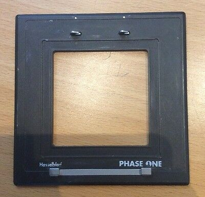 Hasselblad V Fit Digital Adapter Plate from Phase One