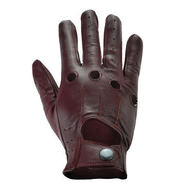 Real Top Quality Leather Classic Driving Gloves