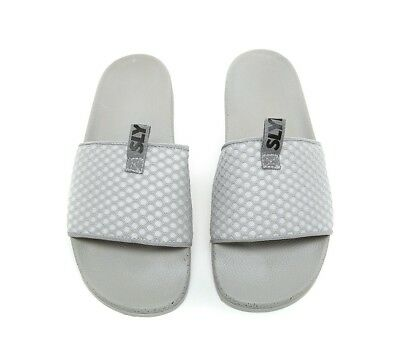 Mens Slydes Cruz Mesh Grey Slides . RRP £19.99