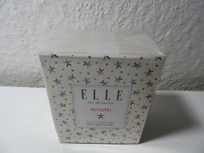 Elle So Cute! 50 ml EdT Spray NEU in Folie Original