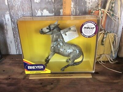 Vintage Breyer Molly , In Original Box, Collectors 1999 Edition