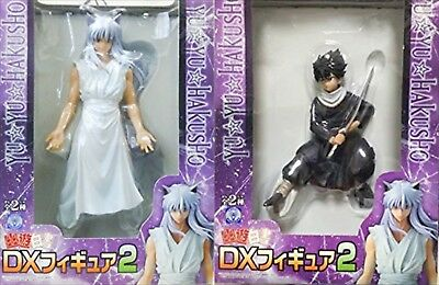 Yu Yu Hakusho  DX Figure 2 Kuruma & Hiei 2 All the Set  Very rare JAPAN F/S