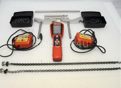 Accushim Shaft Hog Laser Alignment Tool With Case