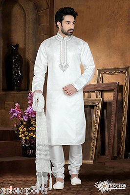 Indian Ethnic Eid Wear Designer Pakistani Clothing Kurta Payjama Dress India