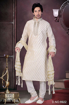 Designer Pakistani Clothing Wedding Ethnic Wear Kurta Payjama Bollywood Dress