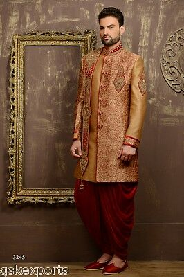 Indian Mens Wear Traditional Bollywood Ethnic Wedding Wear Indo Western India