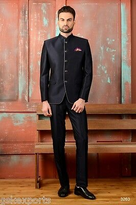 Indian Gents Wedding Wear Exclusive Jodhpuri Designer Coat From India
