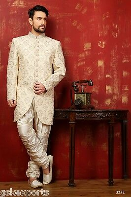 Mens Ethnic Wear Pakistani Traditional Bollywood Indo Western Dress From India