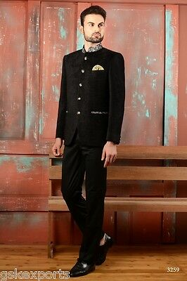 Mens Traditional Wedding Wear Boys Jodhpuri Coat Designer Wear From India