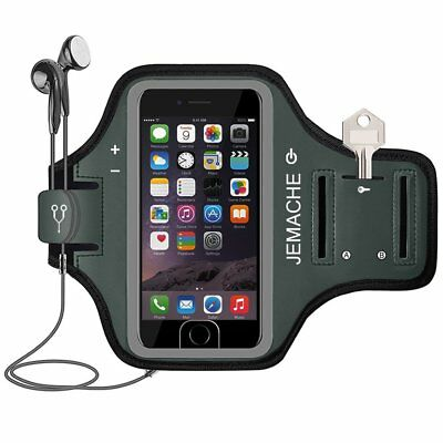 iPhone 7 Plus Gym Armband Sportband Running Sport Workout Case New Crossfit Band