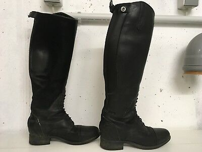 Ariat Winter-Reitstiefel Bromont H2O Insulated in schwarz