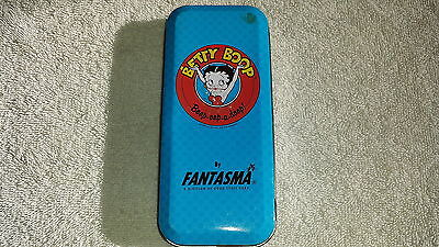 "Betty Boop ""Boop-oop-a-doop"" Keepsake Metal Box by Fantasma"