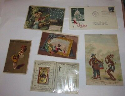 Coin Estate Clean Out  Cards and more Vintage Cards ...........533