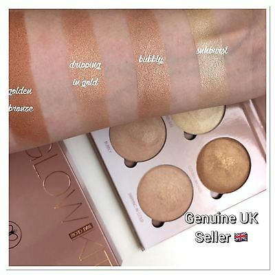 Anastasia Beverly Hills Glow Kit, That Glow Gleam Sun Dipped New Highlighter UK
