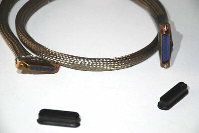 Glenair 177-710-1-37CS4K1-27MAN  Male Female Extension Pre-wired Test  Cable   (