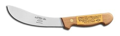 "Dexter Russell Traditional 6"" Skinning Knife Hollow Ground 6501 012G-6HG"
