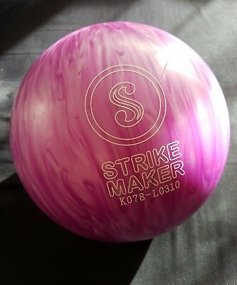 Bowlingkugel Strike Maker 8er