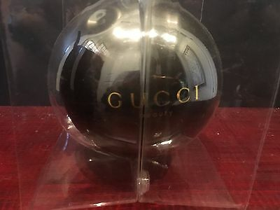 Gucci Chirstmas Ornament Black Advertising Holiday NIB!
