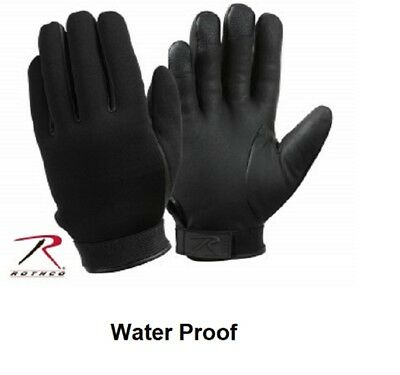 Insulated Waterproof Cold Weather Gloves Winter Tactical Combat Duty