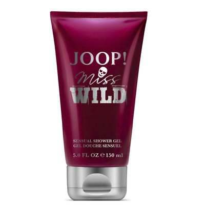 Joop! Miss Wild Shower Gel for Women 150ml - NEW - FREE P&P - UK