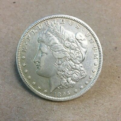 1895-O New Orleans Morgan Silver Dollar Key Date Coin! High End Example!