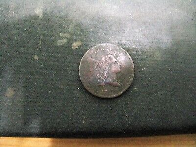 1797 Half Cent! XF Detail!! (241)