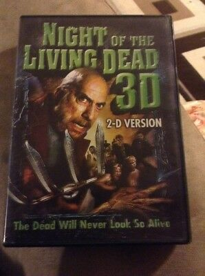 Night of the Living Dead 3d- 2d Version
