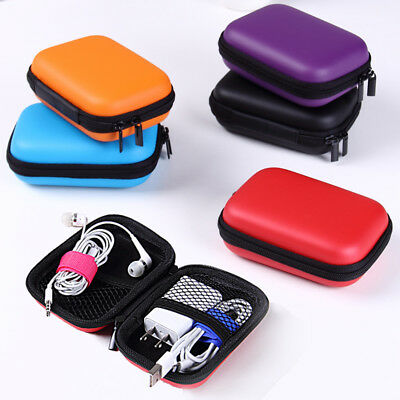 Digital Storage Bag Travel Gadgets Organizer Case For Hard Disk/USB/Data Cable