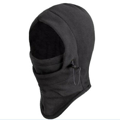 Ski Full Face Mask Cover Hat Cap Motorcycle Thermal Fleece Balaclava Winter xin