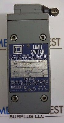 Square D 9007 BR61-F Limit Switch - NEW
