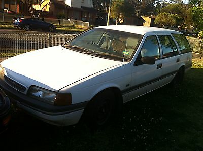 ford falcon EA/EB/ED auto wagon wrecking  auction is for 1 wheel nut only