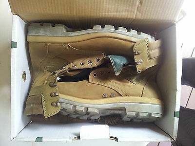 Terra Combat high sided army  combat boots size 13 approx 320/111