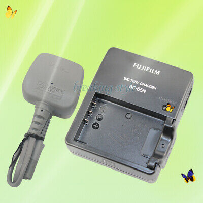 Genuine Original FUJIFILM BC-65N Charger NP-95 battery for X100 S X100T,X70 X30