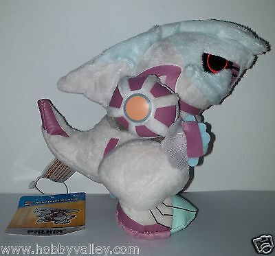PALKIA POKEDOLL PLUSH DOLL Pokemon Center NEW with TUSH & HANG TAGS 2010 US RARE
