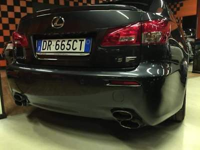 Lexus IS F 5000 v8 full optional unico propr first paint
