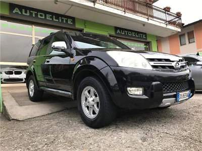 Great wall hover 4wd gpl motore perde olio
