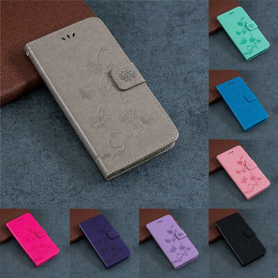 For Huawei P20 Pro P10 Lite Luxury Leather Flip Stand Magnetic Wallet Case Cover